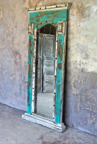 Fringe Dressing Mirror Sofia S Rustic Furniture