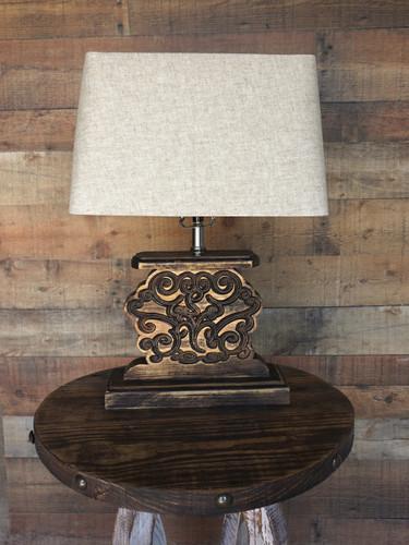 Toledo Lamp