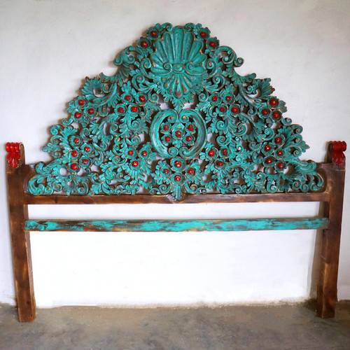 Conchita Headboard Ornate
