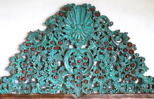 Conchita Headboard Ornate
