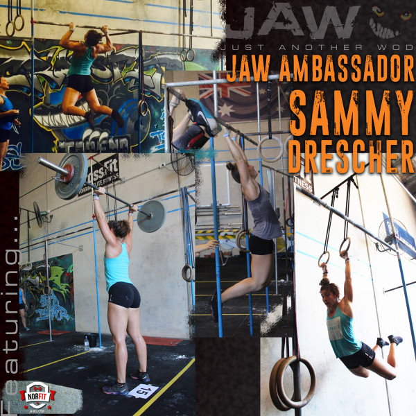 Spotlight on JAW Ambassador, Sammy Drescher