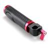 LeatherHandle Red for 15mm DSLR Shoulder Rig 1080