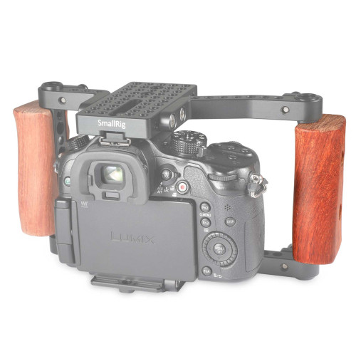 SmallRig Wooden Handle (Right Side) for DSLR Cage 1747