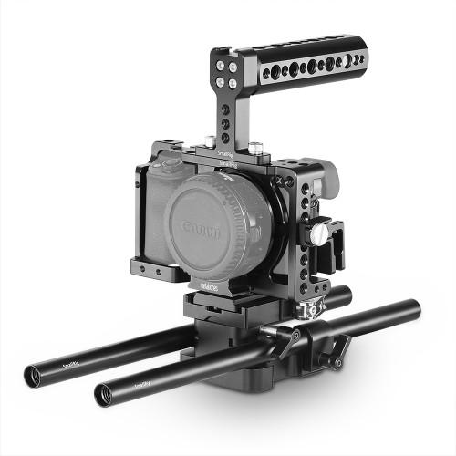 SmallRig Accessory Kit for Sony A6500/A6300/A6000/ILCE-6000/ILCE-6300/ILCE-6500 NEX7 2147