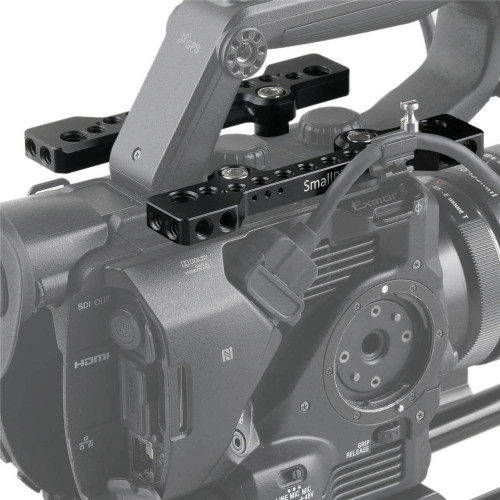 Smallrig Two Part Top Plate For Sony Fs5 Camera 1796