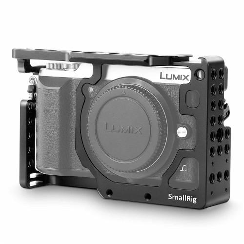 Smallrig Camera Cage For Panasonic Gx85 Gx80 Gx7 Mark Ii 1828