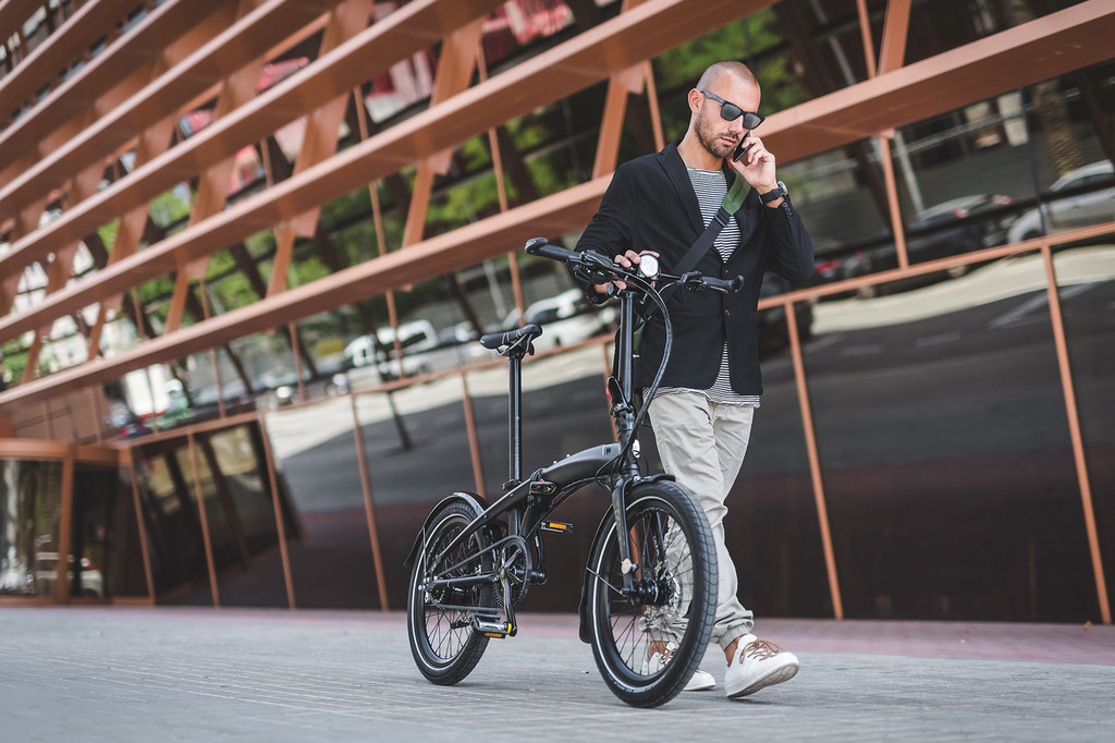 Verge S8i - The Super Commuter