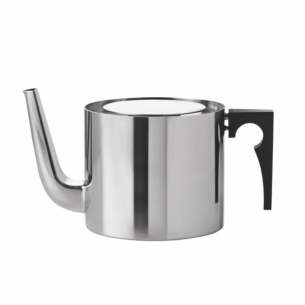 Stelton AJ Tea Pot designed by Arne Jacobsen