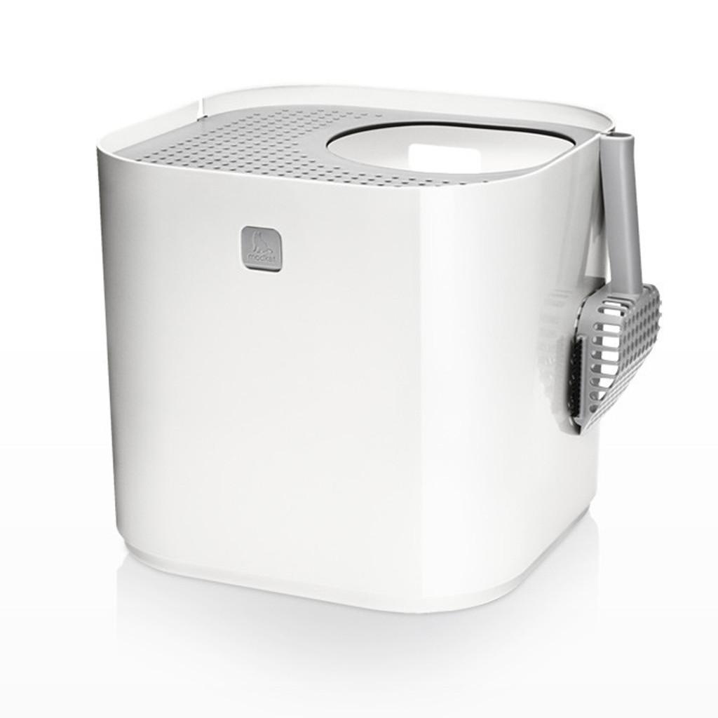 Litter Box - White