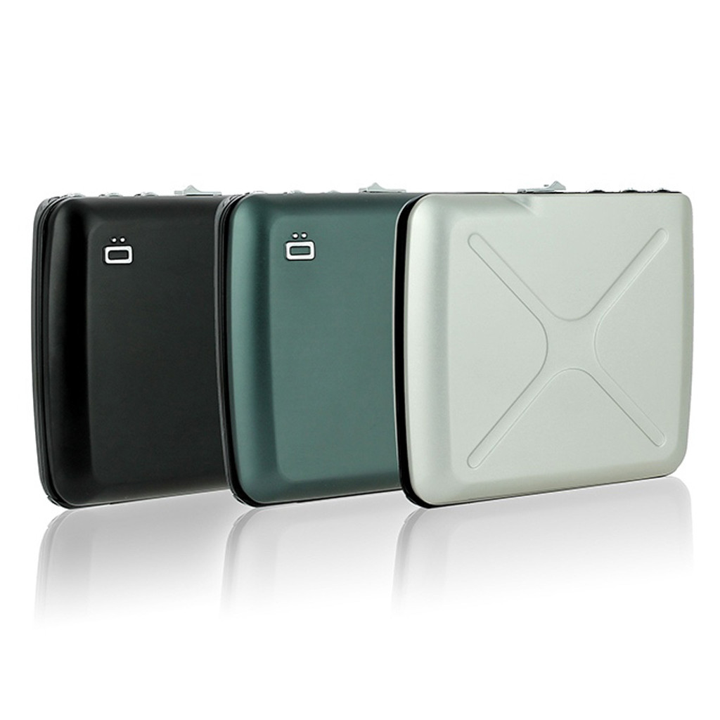 Mini Safe Wallet - Black