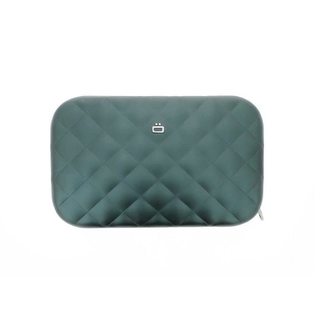 Clutch Quilted Ladies Bag - Platinum