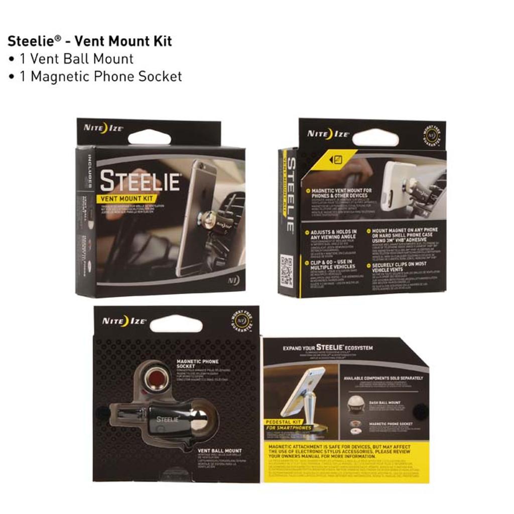 Vent mount kit
