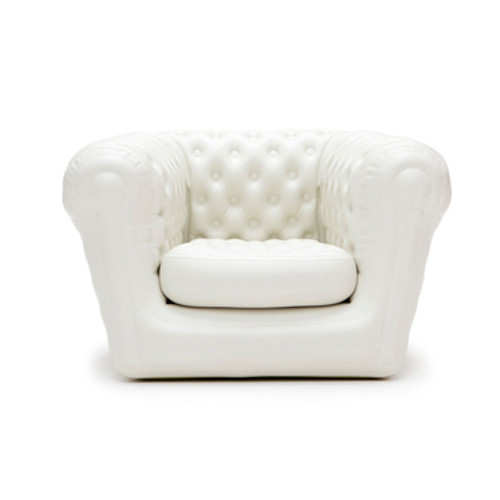 Big Blo 1 Seater - White