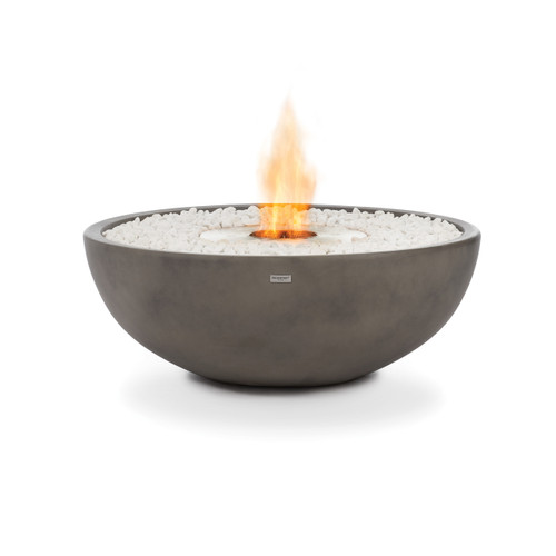 Mix 850 with AB8 Burner - Natural Concrete Finish