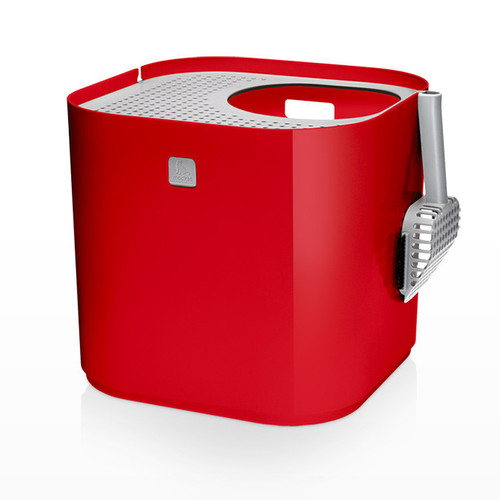 Litter Box - Red