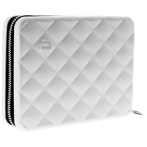 Passport Wallet - Silver