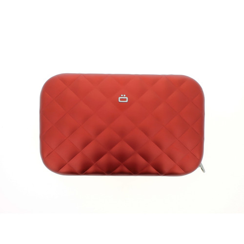 Clutch Quilted Ladies Bag - Red
