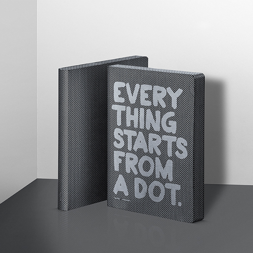 Graphic - Everything Starts with a Dot