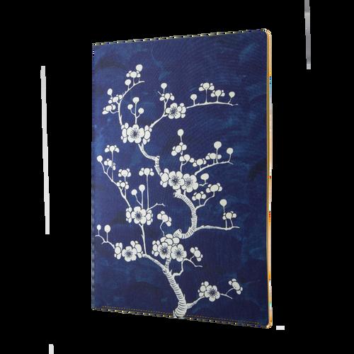 Flower Wow A4 Folder