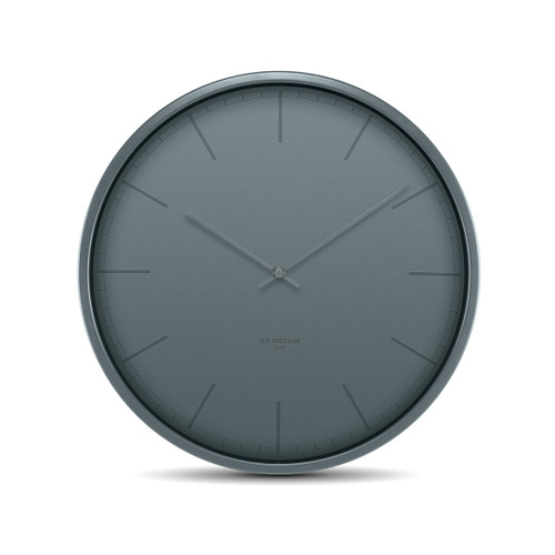Tone 35cm Wall Clock - Grey