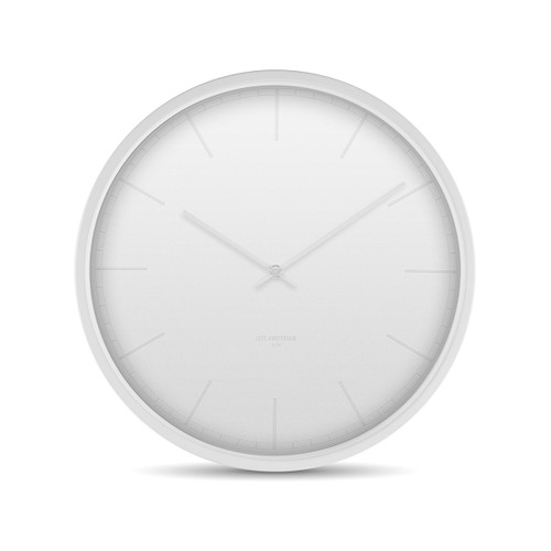 Tone 35cm Wall Clock - White