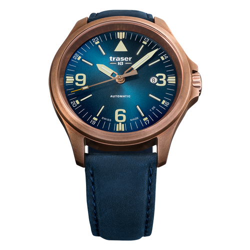 P67 Officer Pro Automatic Blue