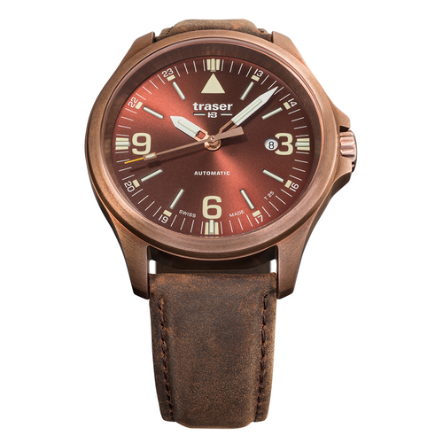 P67 Officer Pro Automatic Brown