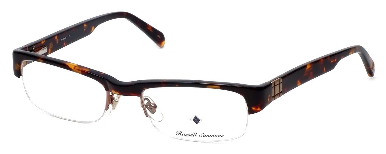 3c9b6351c1 Argyleculture Designer Eyeglasses Hubbard in Tortoise    Custom Left    Right Lens