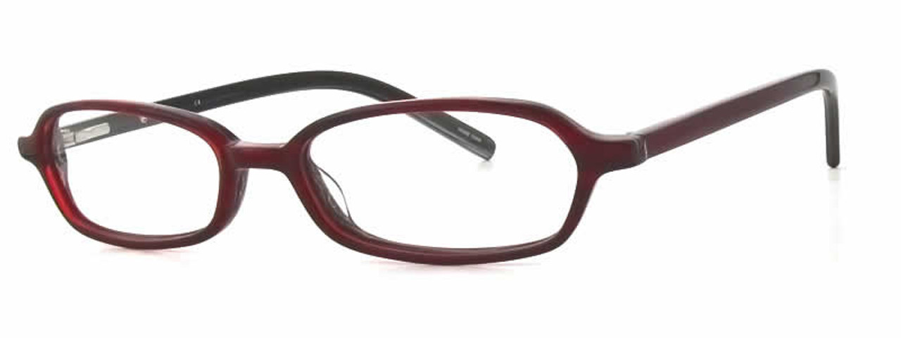 5020dd4ff3e Calabria Viv 721 Red Black Designer Eyeglasses    Rx Single Vision ...