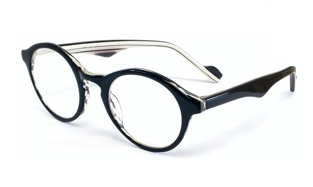 514a83eff55 Calabria Designer Eyeglasses 850 Oreo    Rx Single Vision - Speert ...