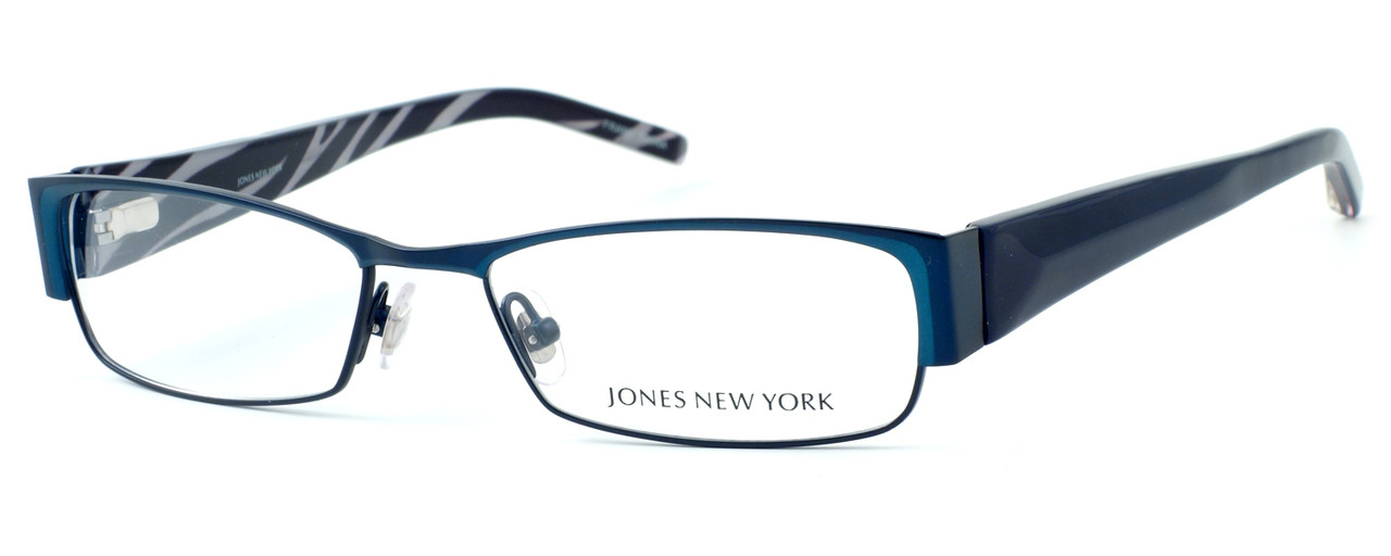 7bb19587a7 Jones New York Designer Reading Glasses J446 Teal - Speert International