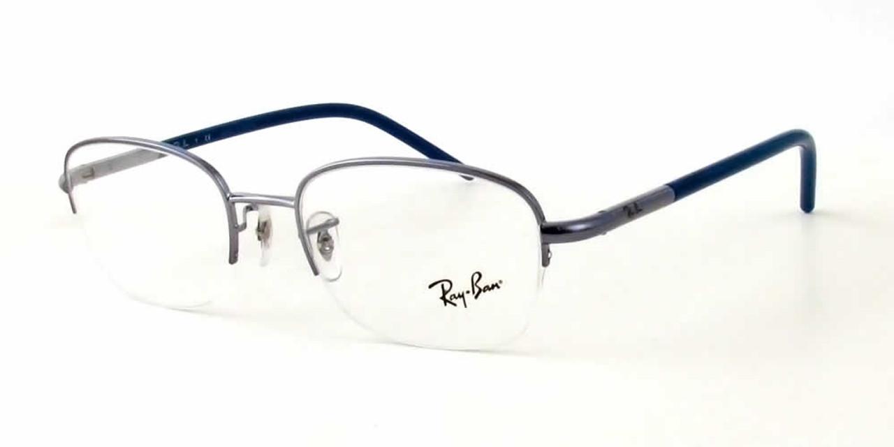 369a7c57fad4d Ray-Ban Designer Eyeglasses 6240E-2507    Rx Bi-Focal - Speert ...
