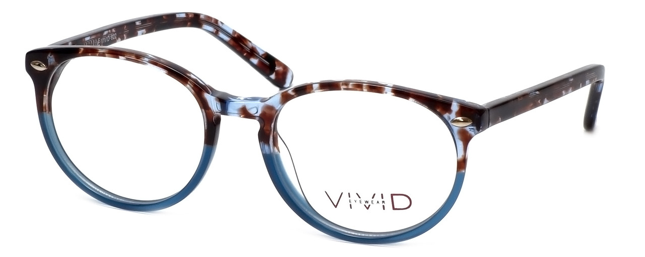 62459688417 Calabria Viv Designer Eyeglasses 822 in Demi-Blue    Rx Bi-Focal ...