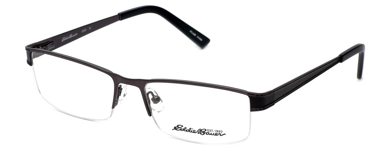 Eddie Bauer Designer Eyeglasses EB8389-Gunmetal in Gunmetal 55mm ...