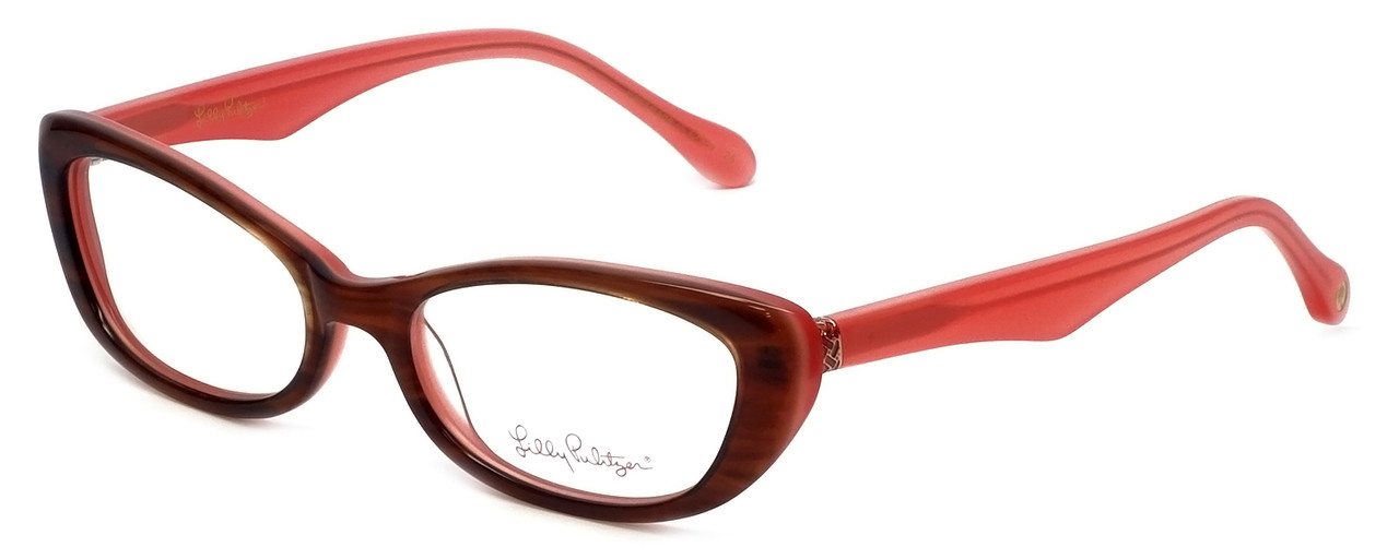 0561547ba0f Lilly Pulitzer Designer Reading Glasses Tavi in Havana 49mm - Speert ...