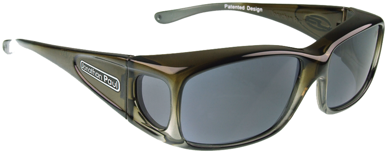 Razor - Fitovers - Olive Charcoal/Grey Polarised RZ003