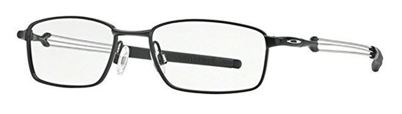 fd0b2ce804e36 Oakley Designer Eyeglasses Catapult OX5092-0152 in Satin Black 52mm     Custom Left