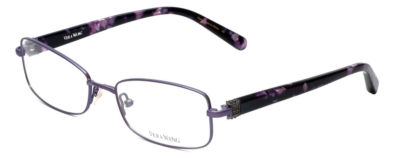 d9f0d548017 Vera Wang Designer Eyeglasses V336 in Lilac 52mm    Rx Bi-Focal ...