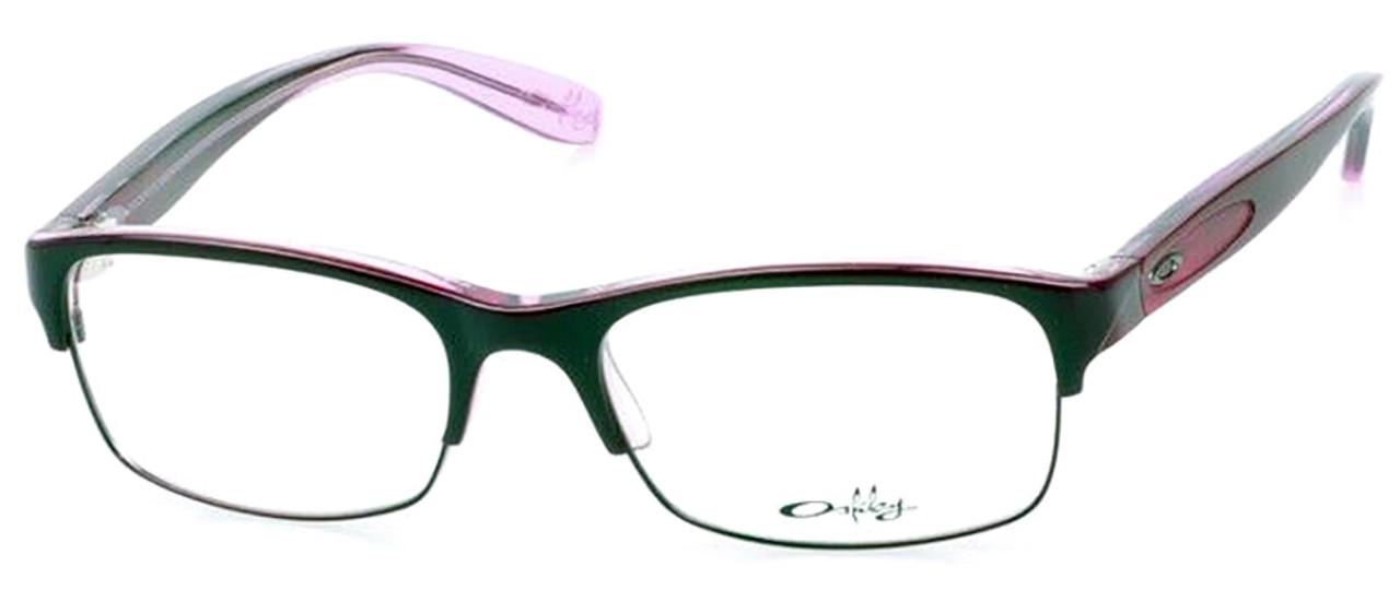 e3d70f5e5f Oakley Designer Eyeglasses Irreverent OX1062-0252 in Purple-Diamond 52mm     Rx Single