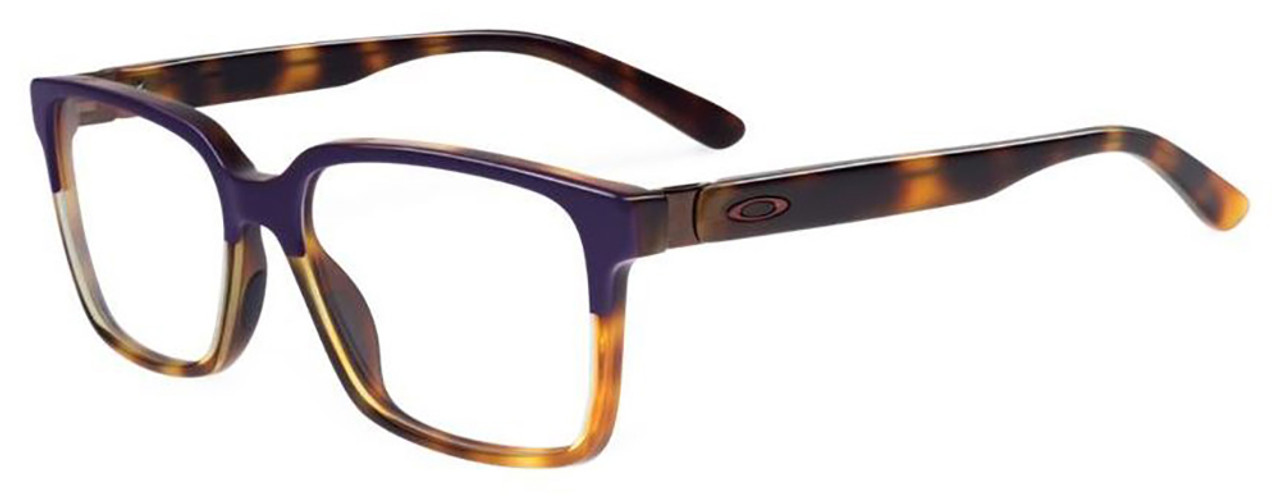 76afdd7ac24 Oakley Designer Reading Glasses Confession OX1128-0252 in Purple-Tortoise  52mm