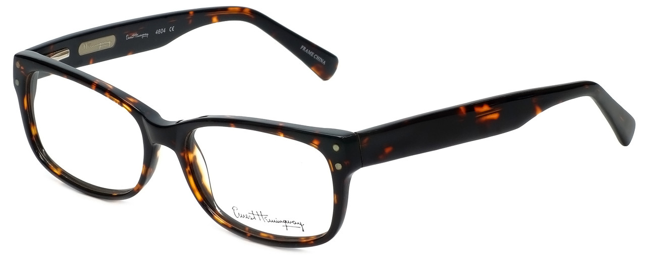 274c03858c Ernest Hemingway Designer Reading Glasses H4604 in Tortoise 53mm ...