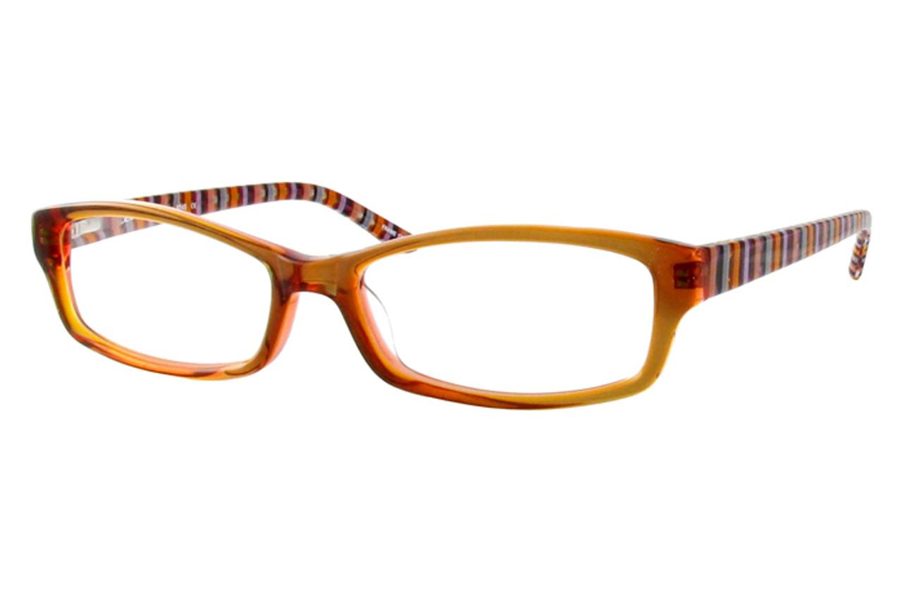 7ee71b8201 Eddie Bauer Designer Reading Glasses EB8245 in Cognac 54mm - Speert ...