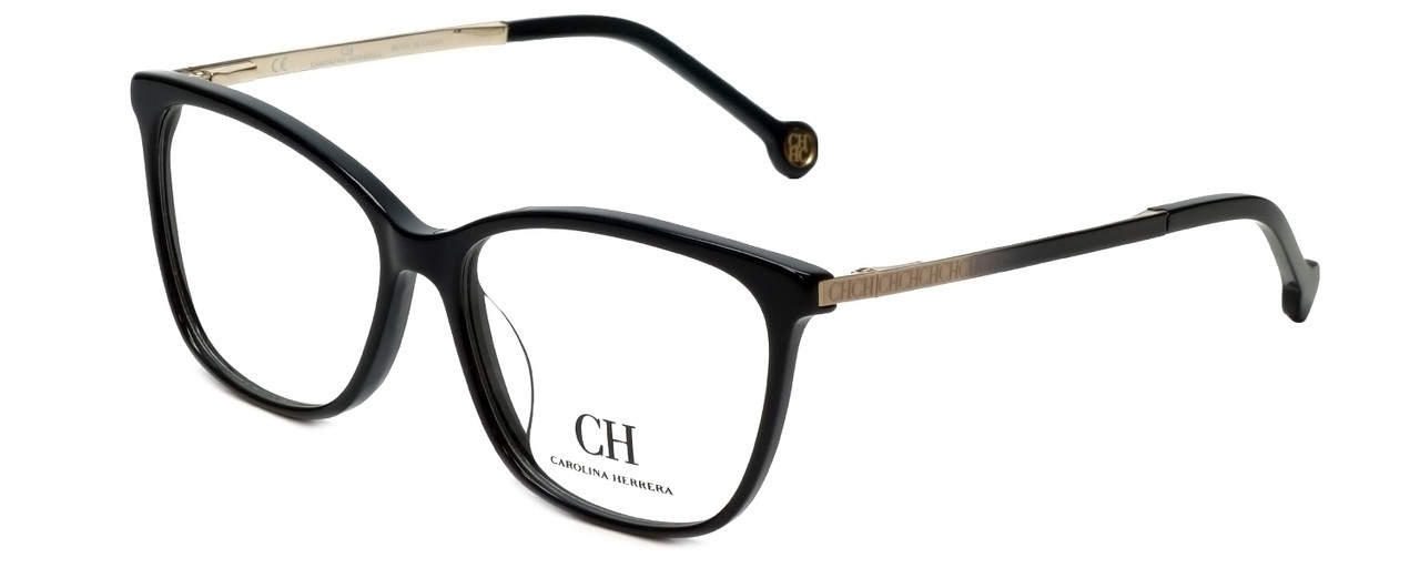 beaa6250871 Carolina Herrera Designer Reading Glasses VHE758K-0700 in Brown 54mm .