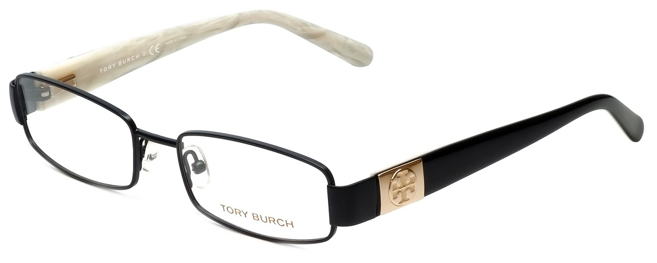 3b621968a84 Tory Burch Designer Reading Glasses TY1023-107 in Black 52mm ...