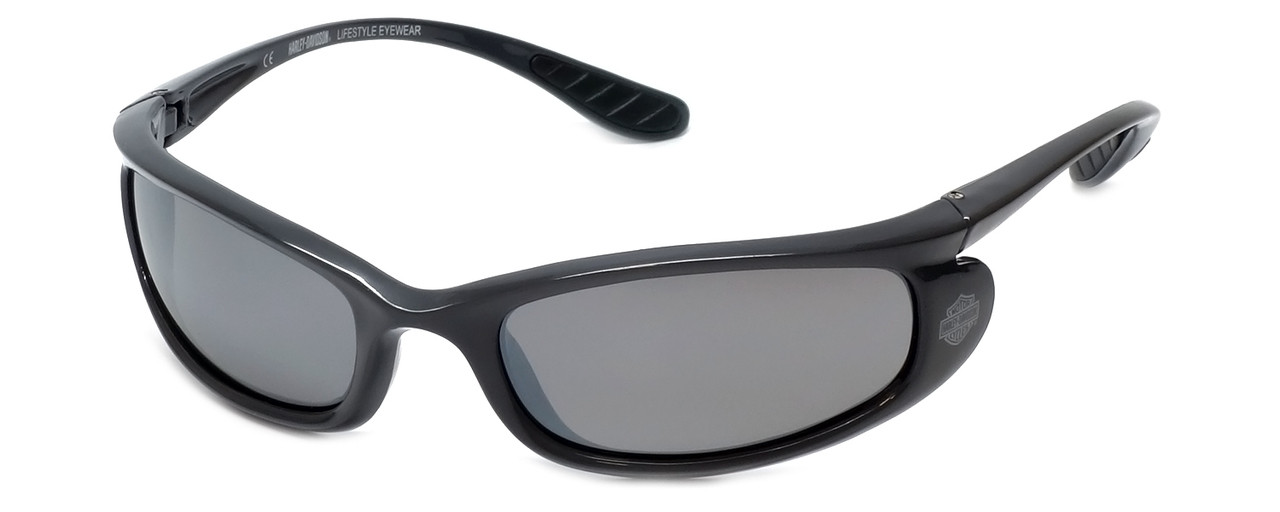 aeb56e493d Harley-Davidson Official Designer Sunglasses HD0626S-20C in Grey Frame with  Silver-Mirror