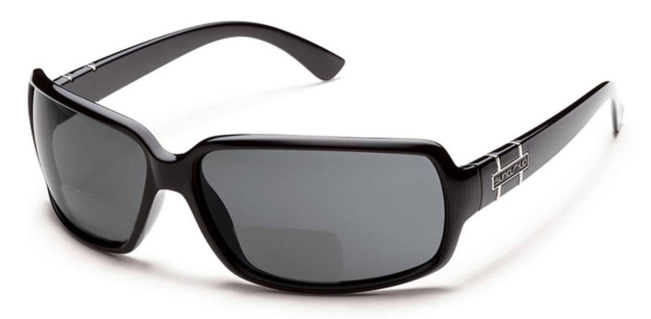 2efb10de21 Suncloud Poptown Polarized Bi-Focal Reading Sunglasses - Speert ...