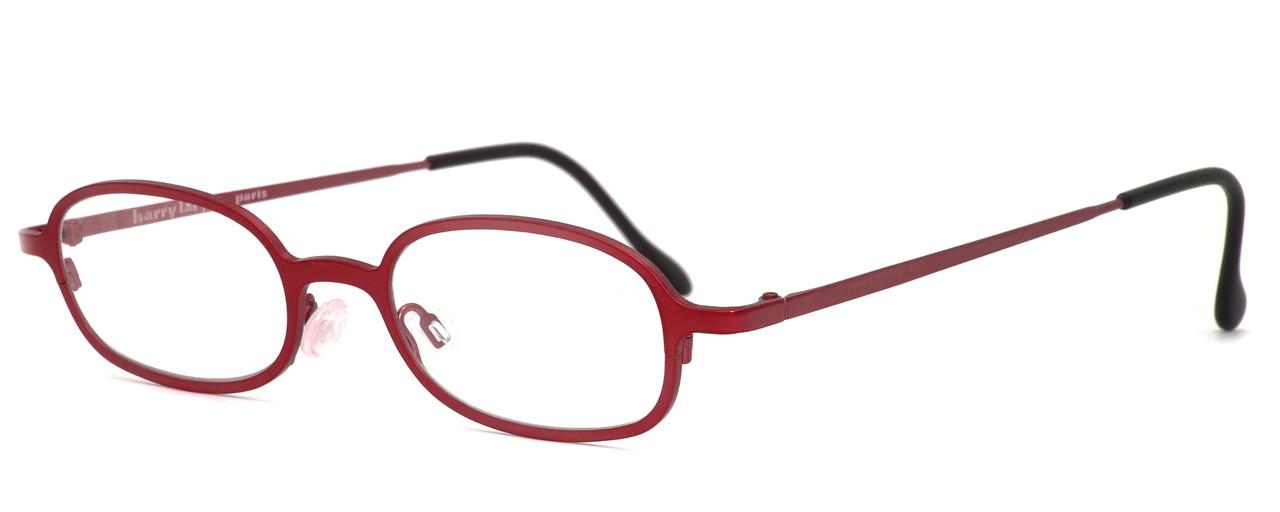 e4d854d7e2c Harry Lary s French Optical Eyewear Bart Eyeglasses in Wine (055)    Custom  Left
