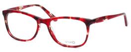 Calabria Splash SP62 Designer Eyeglasses in Wine :: Custom Left & Right Lens