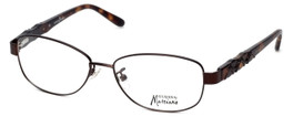 Guess by Marciano Designer Eyeglasses GM155-BRNTO in Brown-Tort :: Custom Left & Right Lens