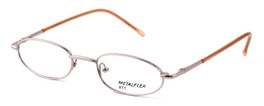 Calabria Kids Fit MetalFlex Designer Eyeglasses TT in Pink :: Rx Single Vision